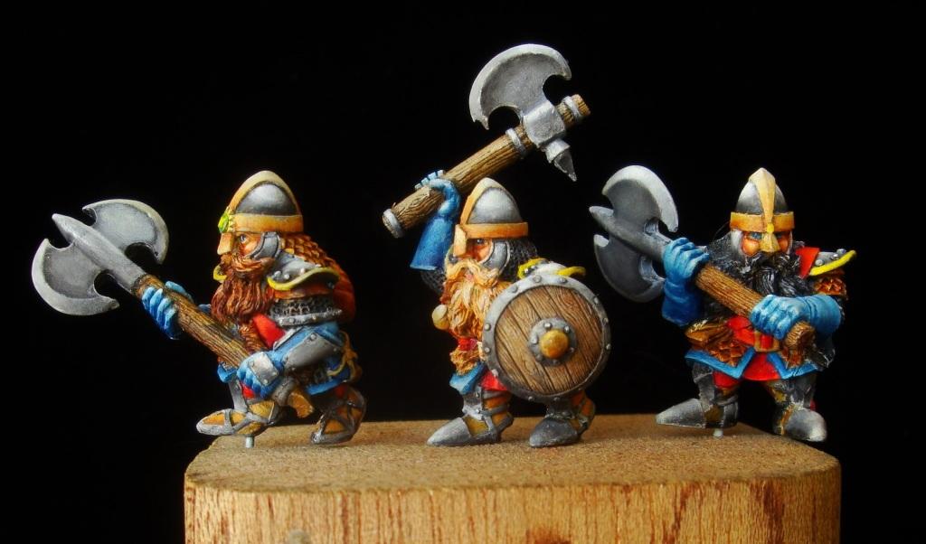 Dwarves Cognard Nains